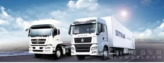 中国重汽挤进中国最强10大汽车品牌