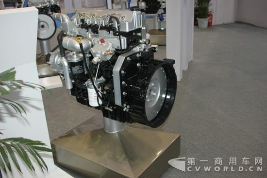 云内动力ynf40电控高压共轨柴油机